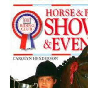 Pony Shows and Events (Riding Club)