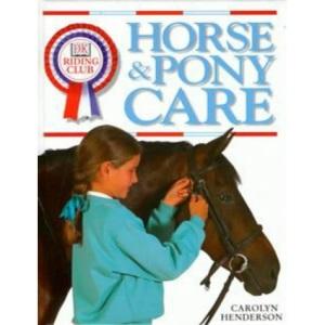 DK Riding Club: Horse & Pony Care