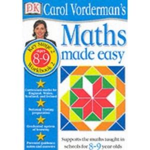 Maths Made Easy: Age 8-9 Bk.2 (Carol Vorderman's Maths Made Easy)