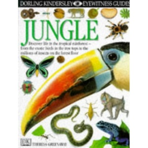 EYEWITNESS GUIDE:54 JUNGLE 1st Edition - Cased