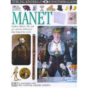 Manet (Eyewitness Guides)