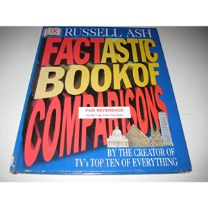 Factastic Book of Comparisons