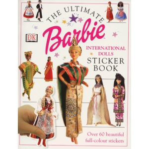 Barbie (TM): Ultimate International Doll Sticker Book (Ultimate Sticker Books)