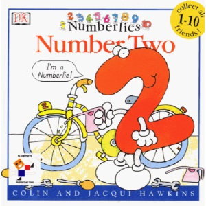 The Numberlies: Number Two