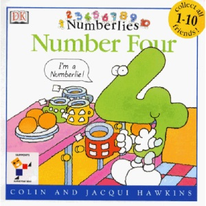 Numberlies Number Four