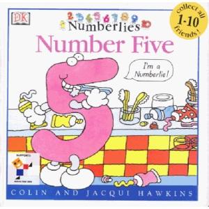 Numberlies Number Five