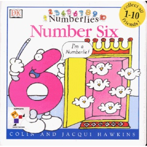 The Numberlies: Number Six