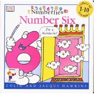 Numberlies Number Six