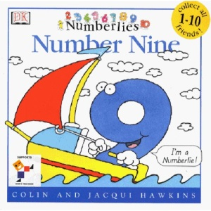 The Numberlies: Number Nine