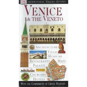 Dk Eyewitness Travel Guide to Venice