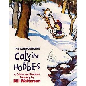 The Authoritative Calvin and Hobbes: A Calvin and Hobbes Treasury (Calvin and Hobbes Series)