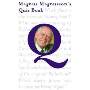 Magnus Magnussons Family Quiz Book