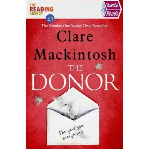The Donor: Quick Reads 2020