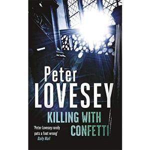 Killing with Confetti (Peter Diamond Mystery)