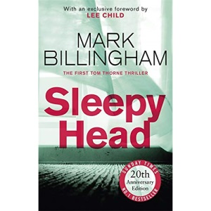 Sleepyhead: The 20th anniversary edition of the gripping novel that changed crime fiction for ever (Tom Thorne Novels)
