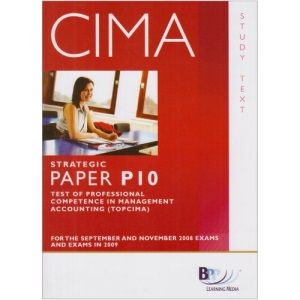 CIMA - TOPCIMA: Study Text