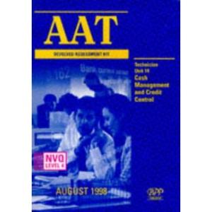 AAT NVQ Devolved Assessment Kit: Technician Level New Unit 14 (Aat Da Kit)