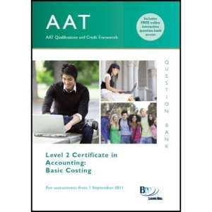 AAT - Basic Costing: Question Bank