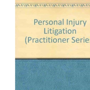 Personal Injury Litigation (Practitioner)
