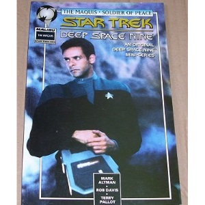 Star Trek - Deep Space Nine - The Maquis - Soldier Of Peace