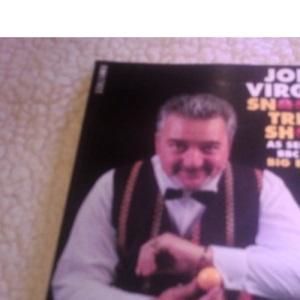 John Virgo's Book of Snooker Trick Shots