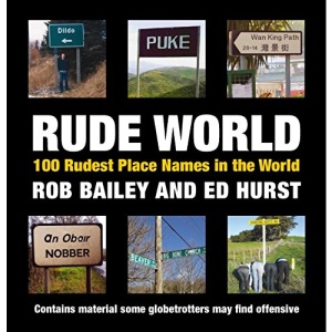 Rude World: 100 Rudest Place Names in the World