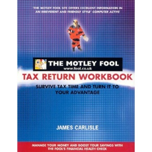 Motley Fool Tax Return Workbook (TPB)