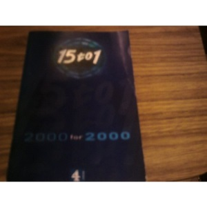 Fifteen to One:2000 for 2000 (pb) (Quiz Books)
