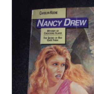 Nancy Drew 2 In 1: Mystery Of Crocodile Island And The Secret Of Red Gate Farm