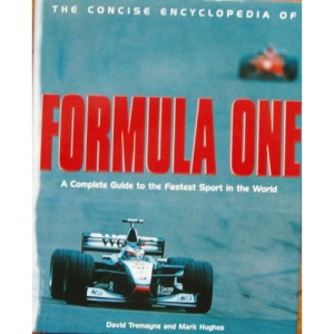 Formula One (Concise Encyclopaedias)