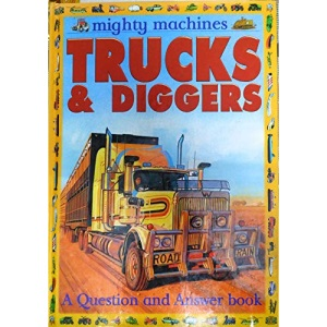 Trucks and Diggers (Mighty Machines)