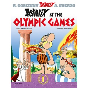 Asterix at the Olympic Games (Asterix (Orion Hardcover))