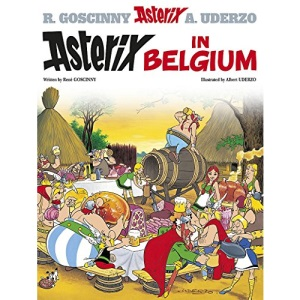 Asterix in Belgium (Asterix (Orion Paperback))