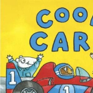 Cool Cars (Amazing Machines S.)