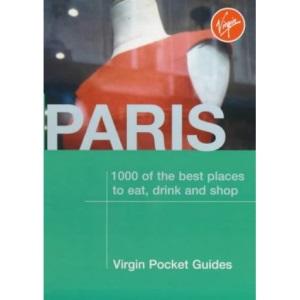 Virgin Pocket Guide: Paris (Virgin pocket guides)
