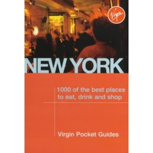 Virgin Pocket Guides: New York