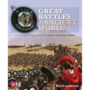 Time Commanders: Great Battles of the Ancient World