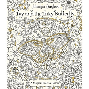 Ivy and the Inky Butterfly: Johanna Basford