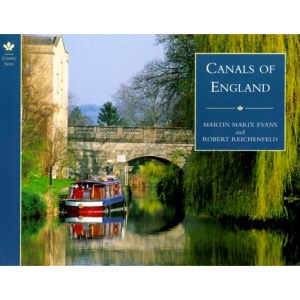 Canals of England (Country Series)