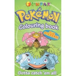 Pokemon Colouring Book (Funfax S.)