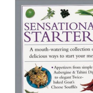 Sensational Starters (Cook's essentials)