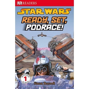 DK Readers L1: Star Wars: Ready, Set, Podrace! (DK Readers: Level 1)