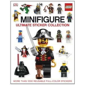 Lego Minifigure Ultimate Sticker Collection [With Sticker(s)] (Ultimate Sticker Collections)