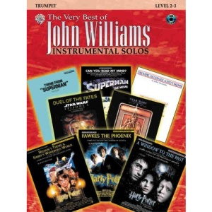 The Very Best of John Williams Instrumental Solos: Trumpet Edition