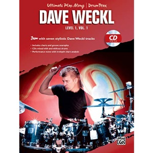 The Ultimate Play-along for Drums: Level 1 (Ultimate Play-Along Series)
