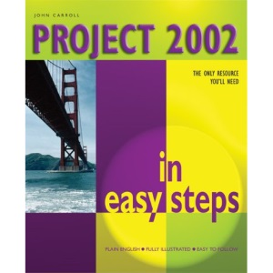 Project 2002 in Easy Steps