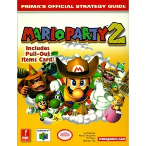 Mario Party 2: Official Strategy Guide