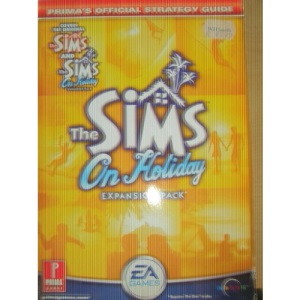 Sims on Holiday Extension Packces, 2/E