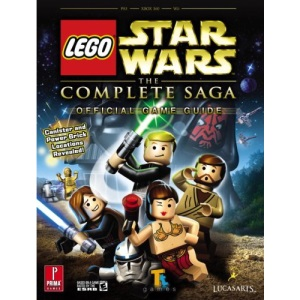 Lego Star Wars Complete Saga Official Game Guide: The Complete Saga Official Game Guide (Prima Official Game Guides)