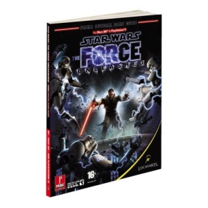 Star Wars : The Force Unleashed Official Game Guide: Prima's Official Game Guide (Prima Official Game Guides)